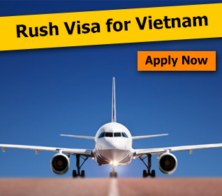 Rush visa for Vietnam